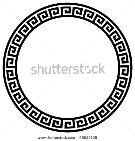 stock-vector-round-frame-with-a-meander-vector-black-and-white-illustration-66022198